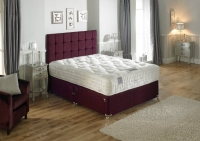 Vogue Premium Fabric Divan Bed Base