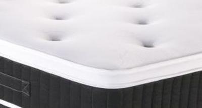 Vogue Repose Palladium Star 1000 Pocket Spring Mattres with Pillow Top