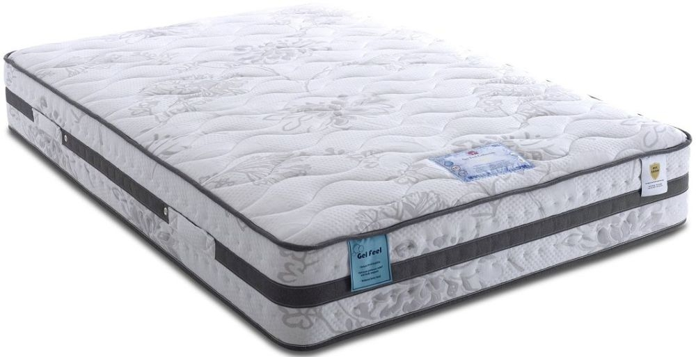 Vogue Gel Feel Cloud 2000 Pocket Mattress