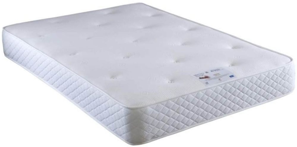 Vogue Memory Deluxe 1000 Pocket Mattress