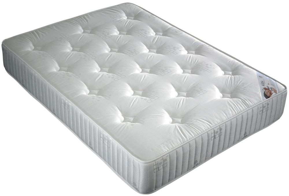 Vogue Summer and Winter Jasmine Pocket Mattress