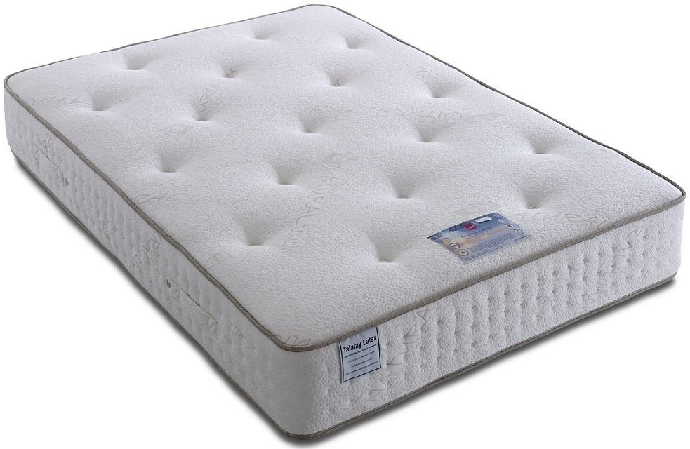 Vogue Talalay Emperor Earl Latex 1000 Pocket Mattress