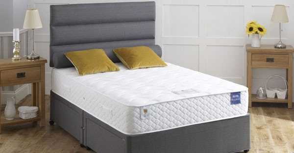Vogue Memory Touch Pocket Divan Beds