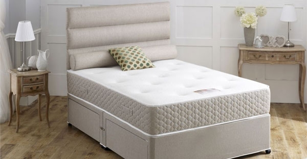 Vogue Natural Touch Pocket Divan Beds