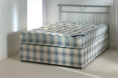 Vogue Orthopaedic Berkeley Fabric Divan Bed