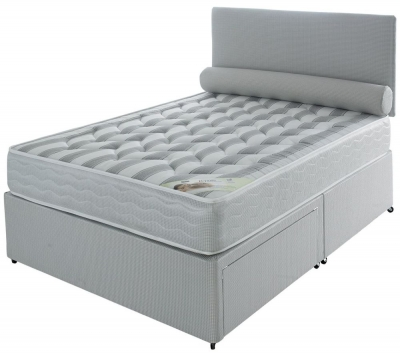 Vogue Orthopaedic Ortho Deluxe Fabric Divan Bed