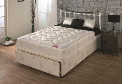 Vogue Orthopaedic Orthorest Fabric Divan Bed