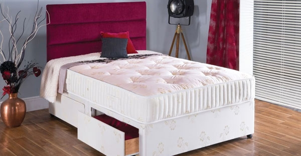 Vogue Summer and Winter Pocket Divan Beds