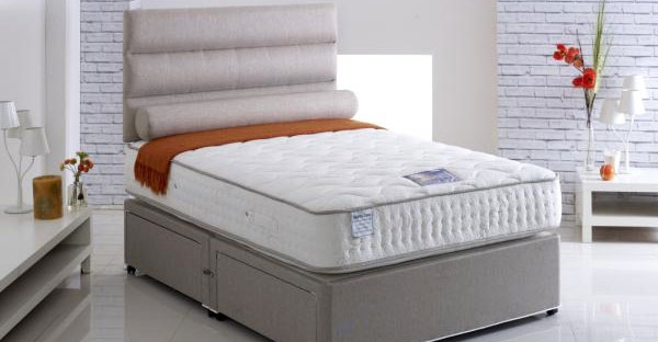 Vogue Talalay Latex Divan Beds