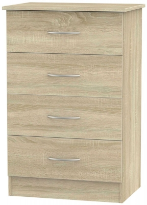 Avon Bardolino 4 Drawer Midi Chest