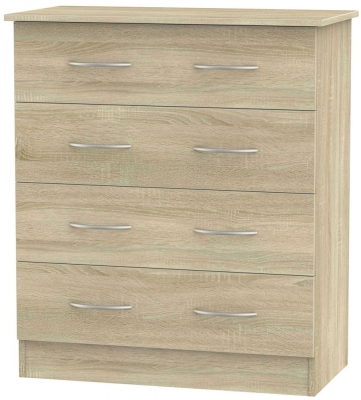 Avon Bardolino Chest of Drawer - 4 Drawer