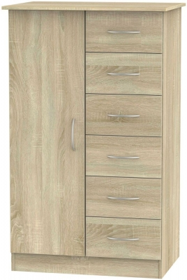 Avon Bardolino 1 Door Children Wardrobe