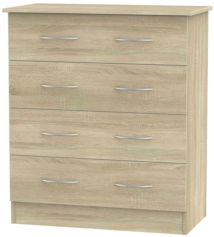 Avon Bardolino 4 Drawer Chest