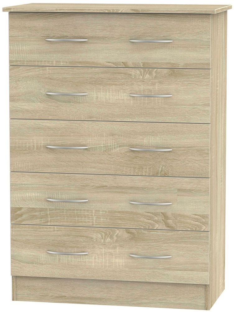 Avon Bardolino Chest of Drawer - 5 Drawer