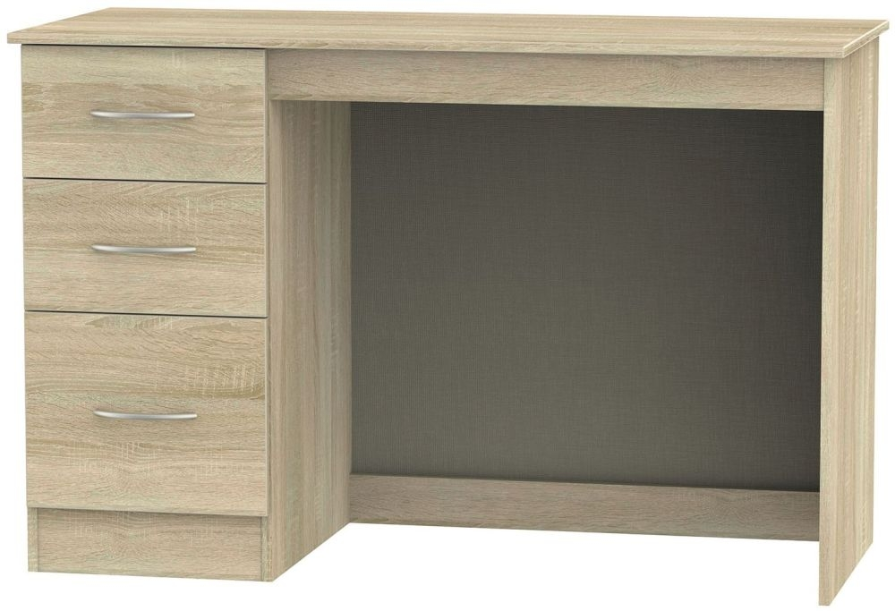 Avon Bardolino Desk - 3 Drawer