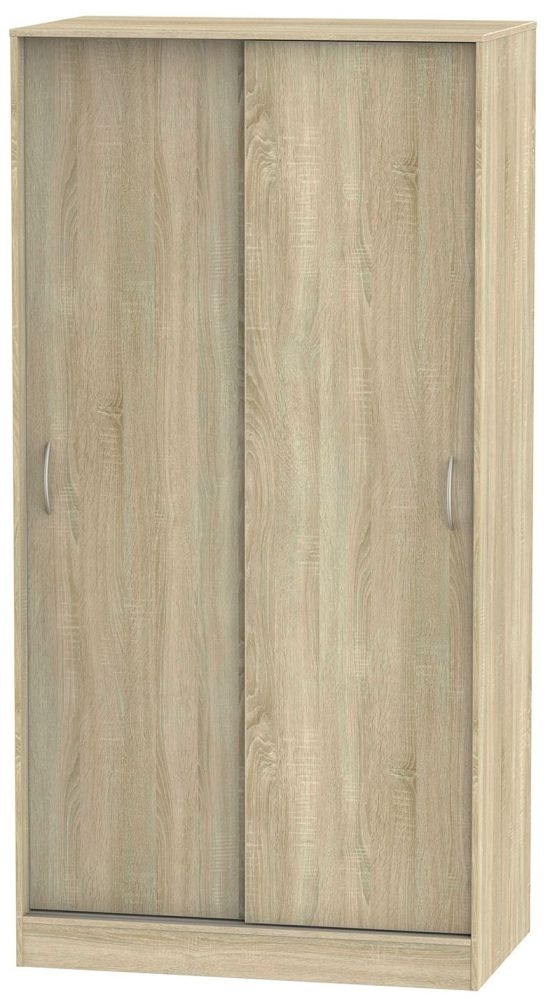 Avon Bardolino 2 Door Wide Sliding Wardrobe