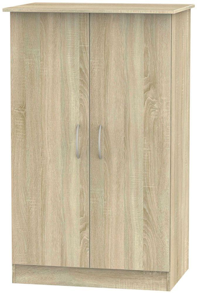Avon Bardolino Wardrobe - 2ft 6in Plain Midi