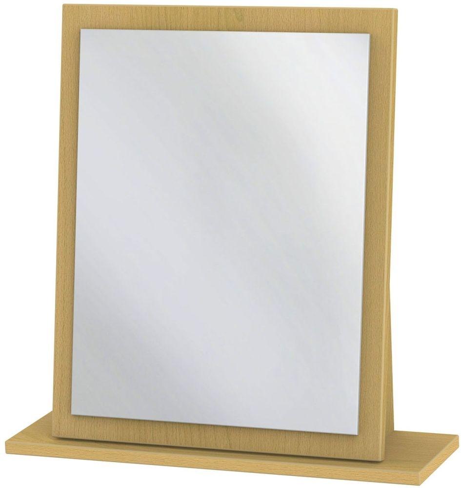 Avon Beech Mirror - Small
