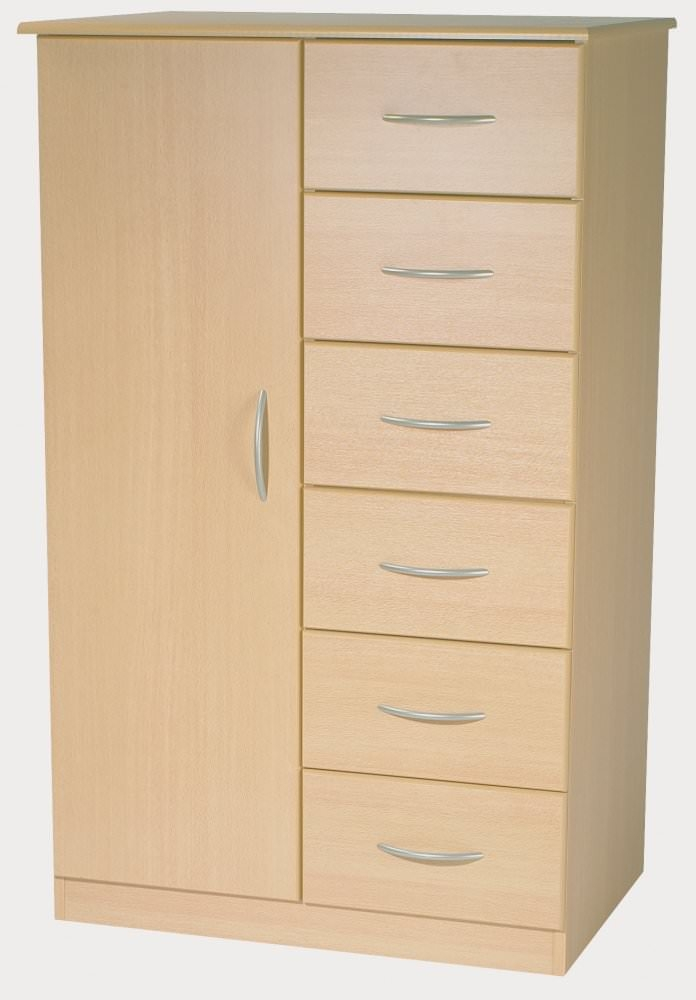 Avon Beech Wardrobe - Children