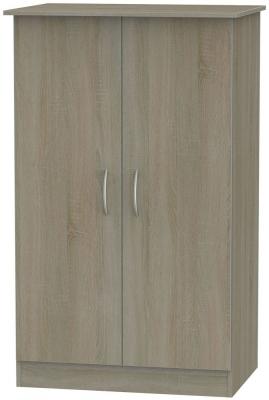 Avon Darkolino Wardrobe - 2ft 6in Plain Midi