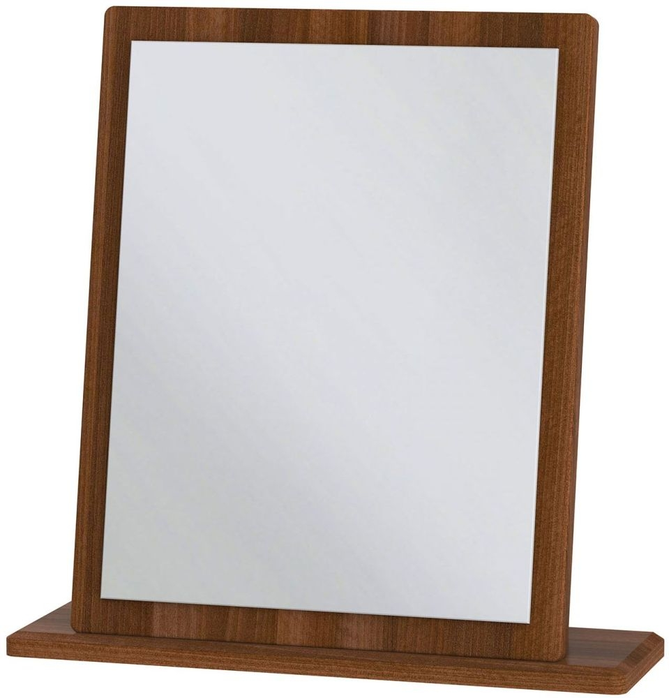 Avon Noche Walnut Mirror - Small