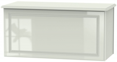 Balmoral High Gloss Kaschmir Blanket Box