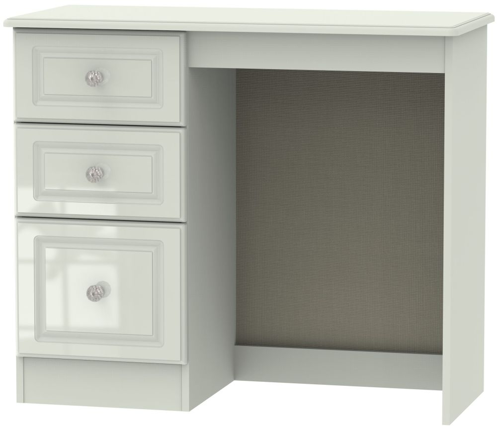 Balmoral High Gloss Kaschmir Vanity Dressing Table