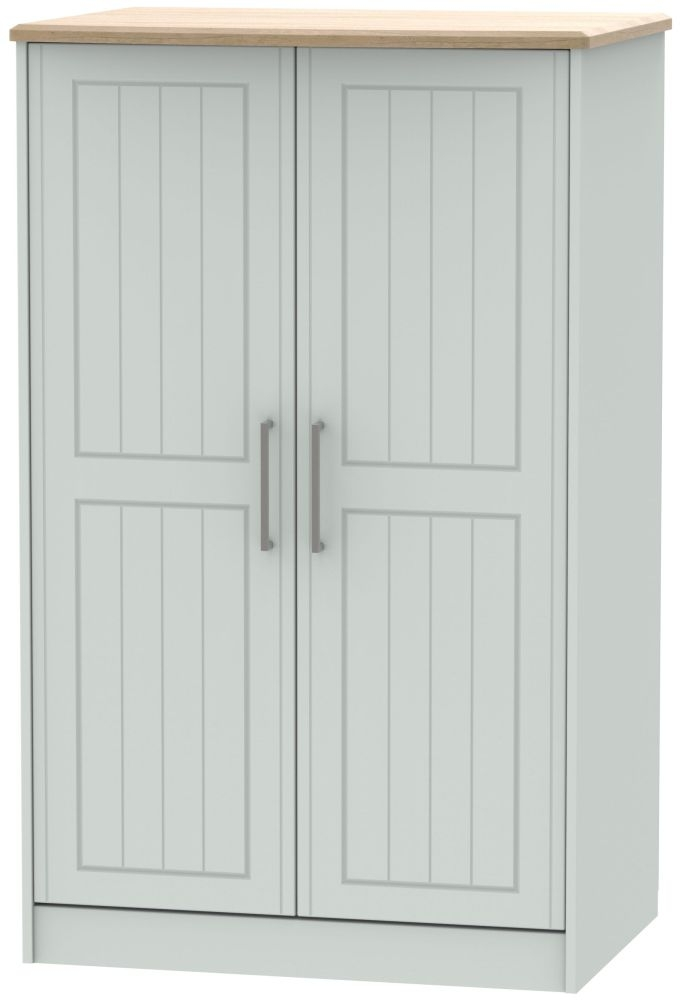 Botany Bay Painted 2 Door Midi Wardrobe