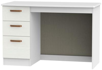 Buckingham Aurello White Desk