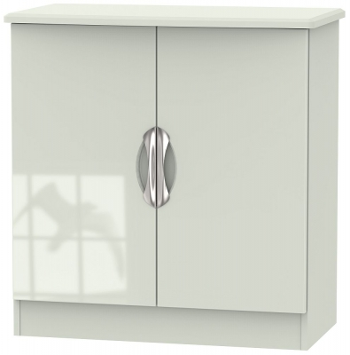 Camden High Gloss Kaschmir 2 Door Hall Unit