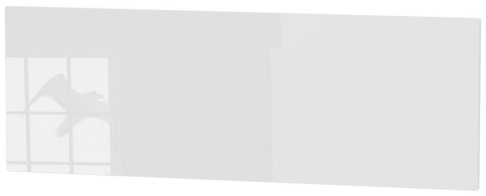 Camden High Gloss White Headboard
