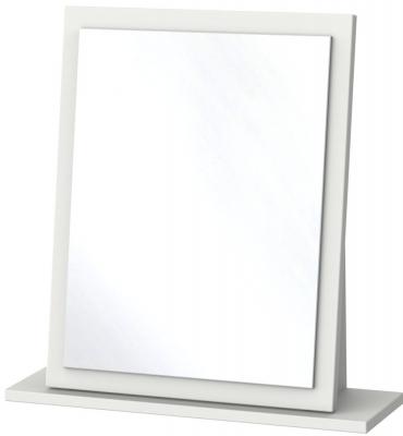 Camden Light Grey Small Mirror