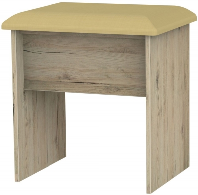 Camden Bordeaux Stool