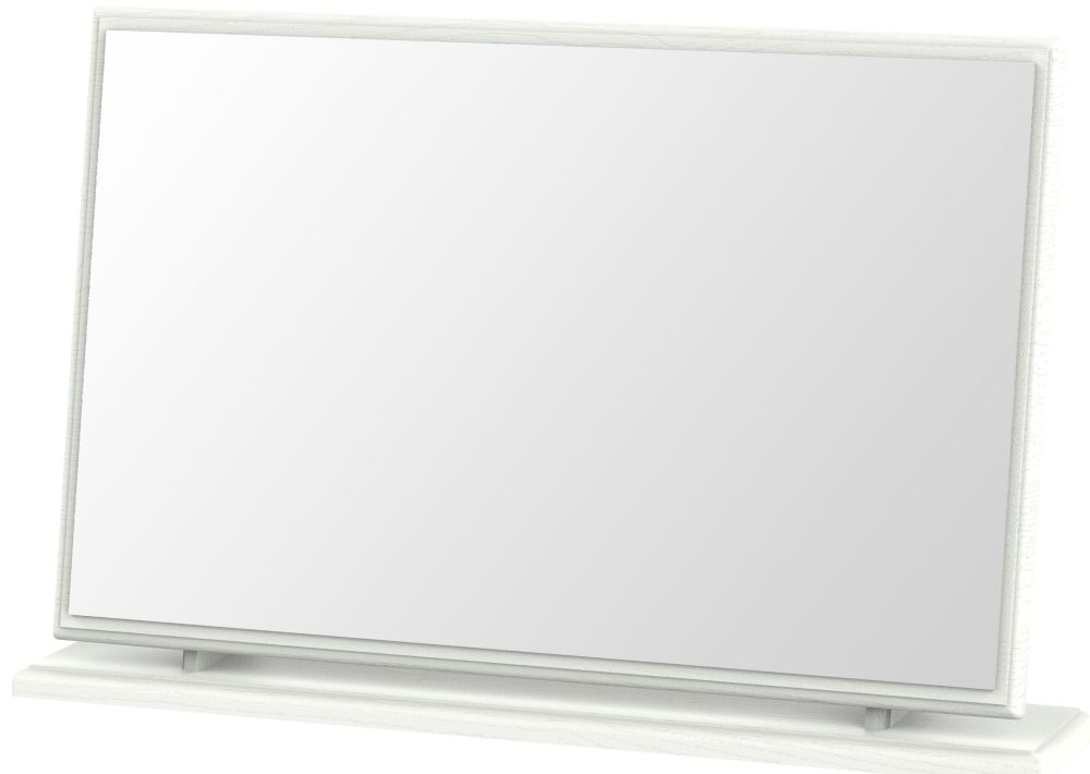Coniston Cream Large Mirror