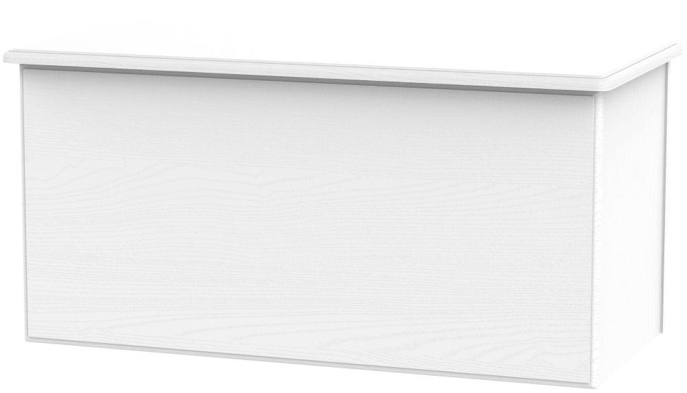 Coniston White Blanket Box thumbnail