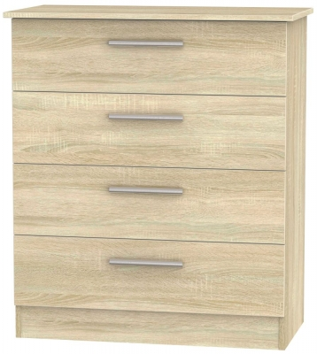 Contrast Bardolino 4 Drawer Chest
