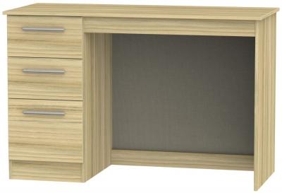 Contrast Cocobolo Desk