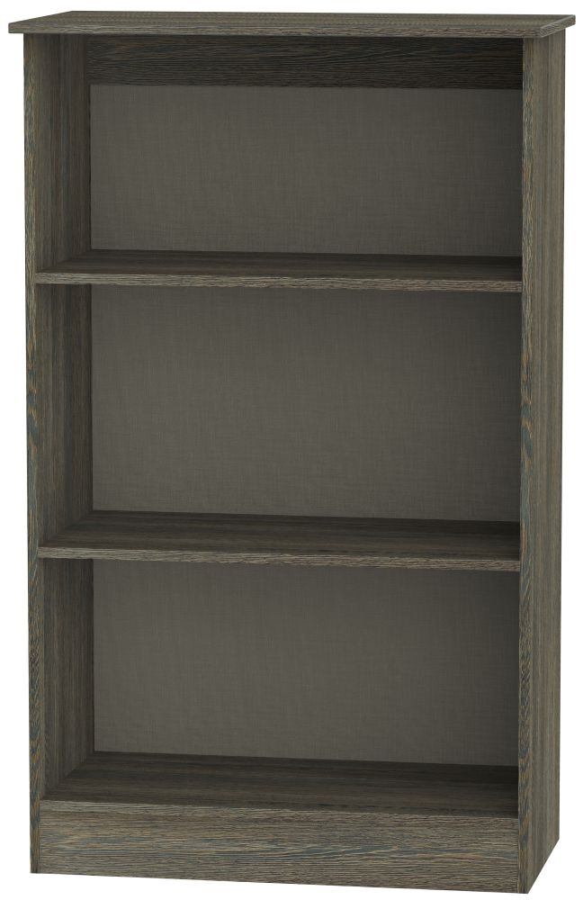 Contrast Panga Bookcase - 2 Shelves