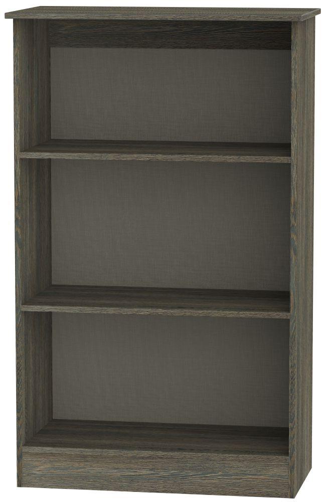 Contrast Panga Bookcase - 2 Shelves