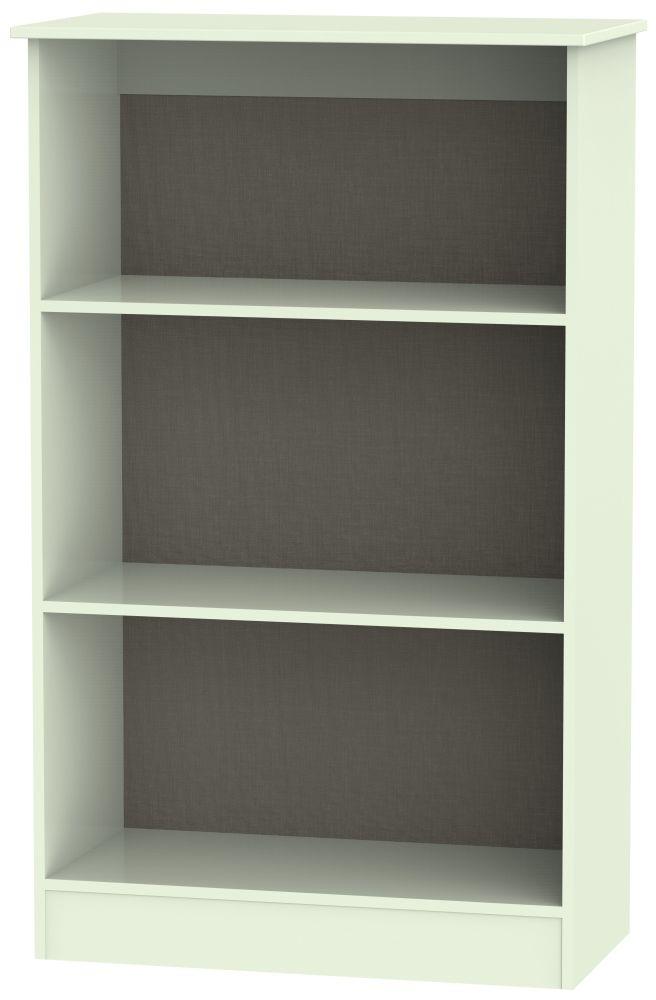 Contrast Vanilla Bookcase