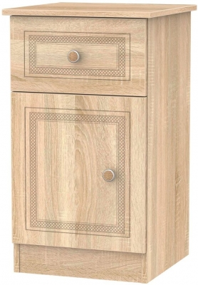Corrib Bardolino Oak Door Locker