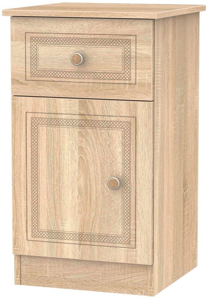 Corrib Bardolino Oak Door Locker