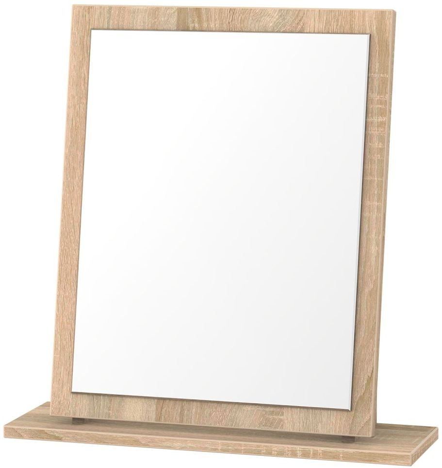 Corrib Bardolino Oak Mirror - Small
