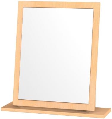 Corrib Beech Mirror - Small
