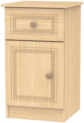 Corrib Light Oak Door Locker