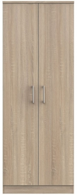 Devon Bardolino 2 Door Tall Wardrobe