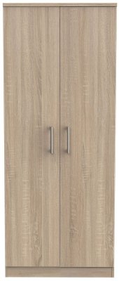 Devon Bardolino 2 Door Wardrobe