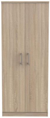 Devon Bardolino 2 Door Wardrobe