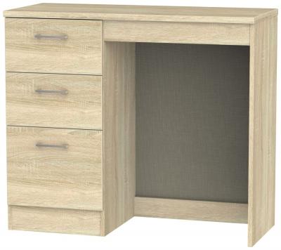 Devon Bardolino Single Pedestal Dressing Table