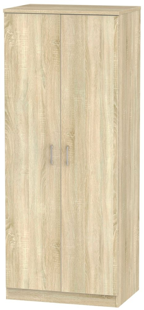 Devon Bardolino Wardrobe - 2ft 6in Plain